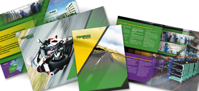 TIMSUN Corporate Brochure