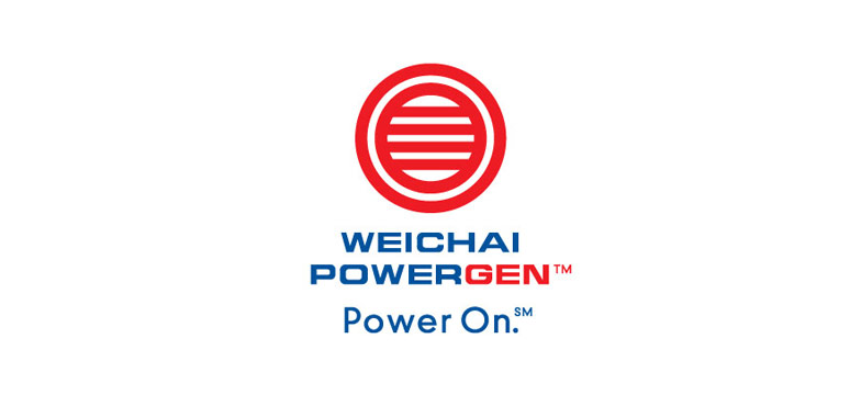 Weichai Powergen Logotype and Tagline